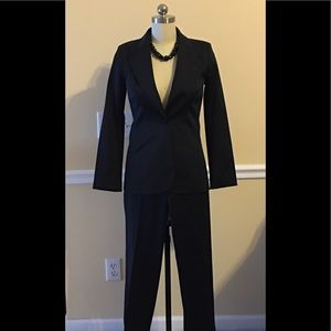 Lisa Ho Black Pants Suit